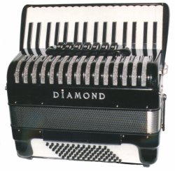Diamond Compatto Accordion