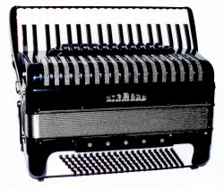 Diamond Tiara Accordion